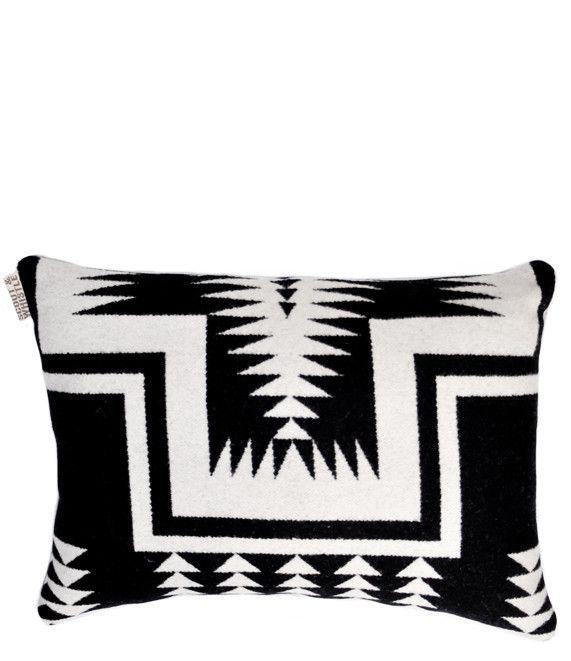 Heritage Wool Pillow in Mesa