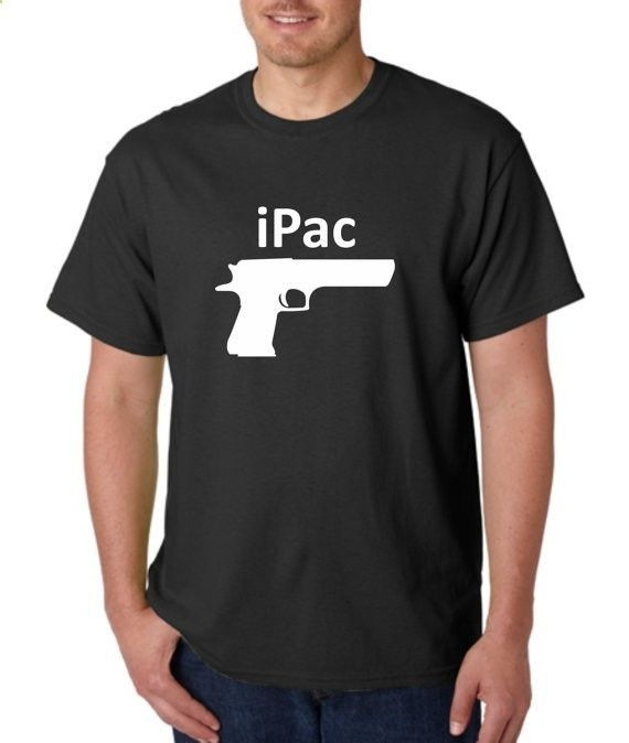 Exclusive IPac T-shirt! IPac T-shirt! Exclusive - iPac Gun Shirt T shirt 2nd Amendment shirt by Designs2Express, $14.99 Fight for your Second Amendment rights with our exclusive IPac T-shirt! Grab your FREE T-shirt below. Fight for your Second Amendment rights with our exclusive IPac T-shirt! Grab your FREE T-shirt below.