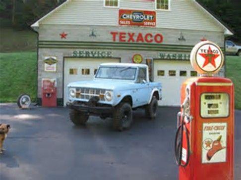 Image result for 1972 Ford Bronco Half Cab