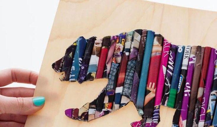 30 Innovative Things to Make With Old Magazines