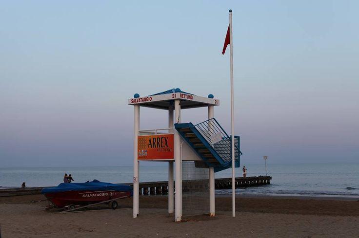 Maggie ci ha inviato questa romantica foto con il sole ormai al tramonto.. Grazie! http://www.parkhotelbrasilia.com