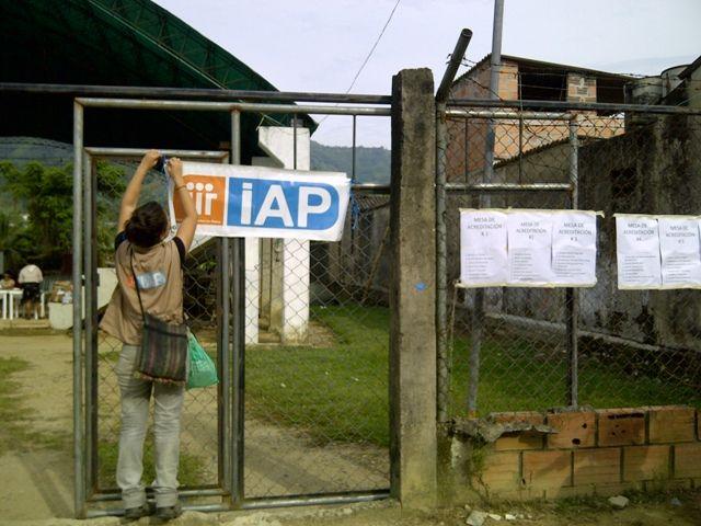 El Tarra. IAP
