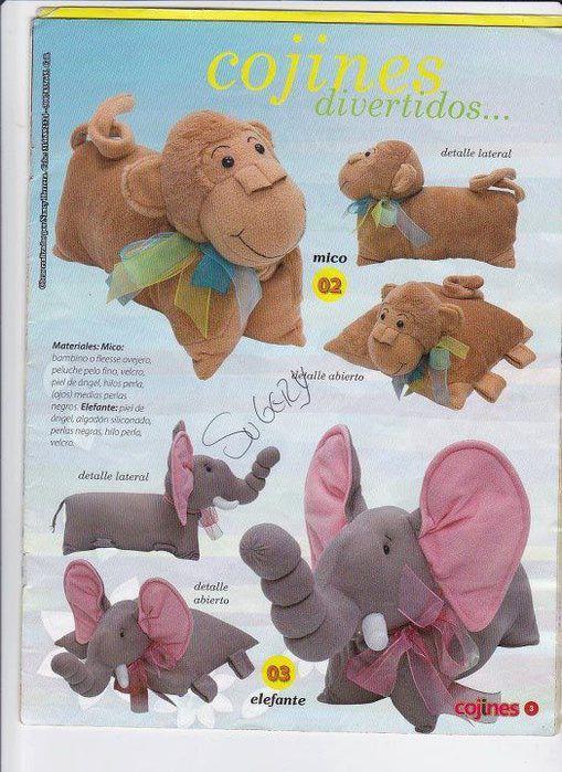 Мобильный LiveInternet Яркие подушки - игрушки! | Рина_Санина - Дневник Рина_Санина |