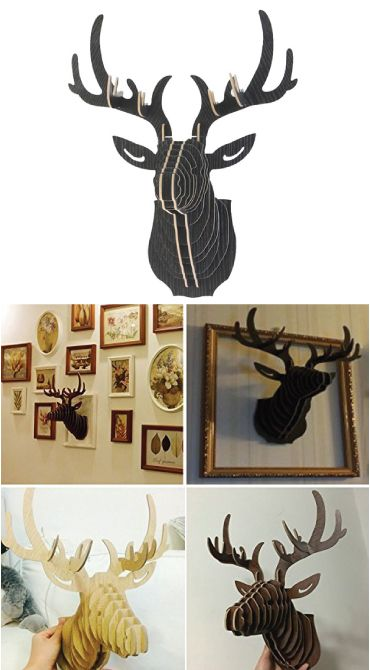 Makemee deer wall decoration : Best images about gifts for boyfriend on