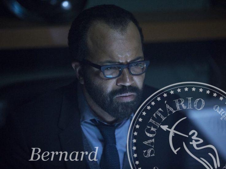 Bernard - Sagitário #Westworld