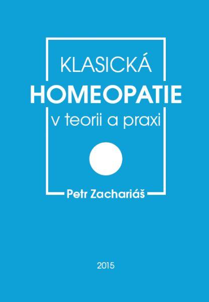 Kniha Petra Zachariáše   Homeopatická léčba, homeopatické vzdělávání, homeopatické kurzy, homeopatické semináře, škola homeopatie, sulfur, Petr Zachariáš.