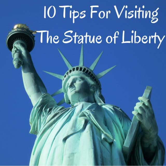 Want to have the best visit to the Statue of Liberty that you can? Check out our tips for making the most of your visit!