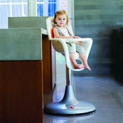 Counter Height High Chair | Best Baby High Chair for Kitchen Island, Bar Counter, Breakfast Bar, or High & Tall Tables