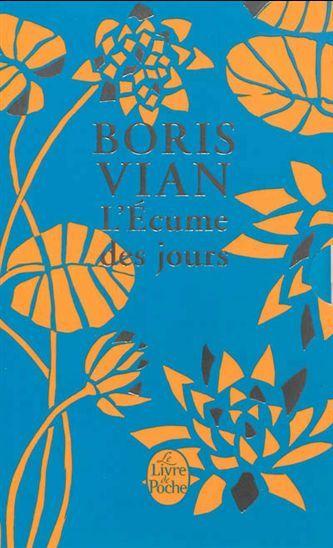 Écume des jours(L') Cof. par VIAN, BORIS livres #romans #frenchbooks #librairies #coupsdecoeur