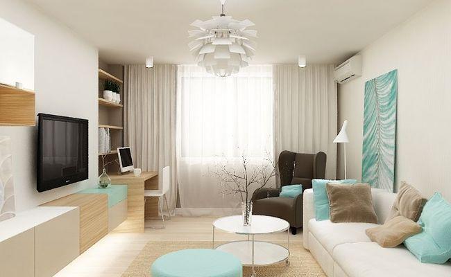 интерьер гостиной в квартире - Поиск в Google