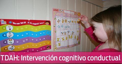 Tratamiento cognitivo conductual en el TDAH