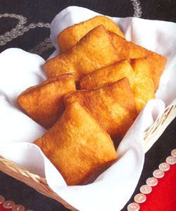 Just Like Grandma's Bannock- a traditional Native American pan fried bread adopted into the cuisine from the Scottish fur traders' griddle scones.