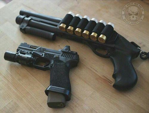Nice Little Shotgun #survival #preppers
