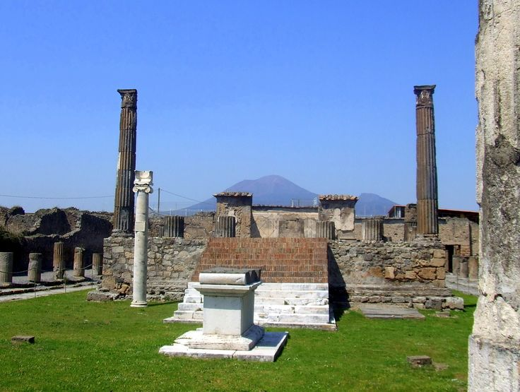 a history of the city of pompeii The destruction of pompeii, 79 ad  suffocating the inhabitants of the  neighboring roman resort cities of pompeii, herculaneum and stabiae.
