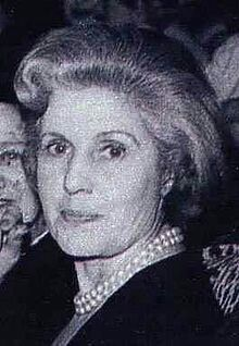 Catherine Deneuve's Ma - Renée Simonot.
