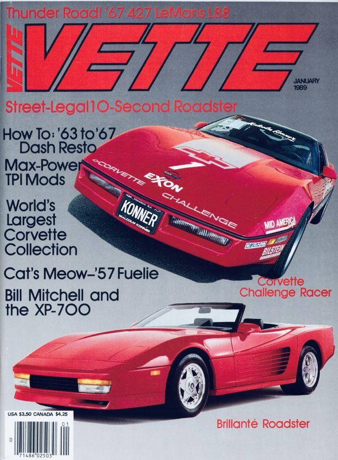 Pin On Malcolm Konner Corvette
