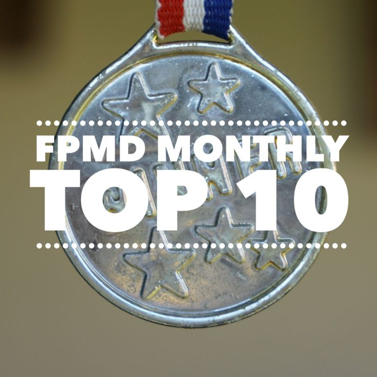 FPMD Monthly Top 10 (November 2017) http://futureproofmd.com/blog/2017/12/6/fpmd-monthly-top-10-november-2017