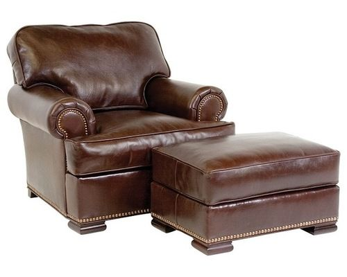 Leather Chairs With Ottomans Visit More At Http Adazed Com