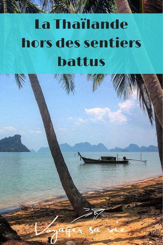 Un île sans touriste en Thaïlande, oui ça existe! #thailande #backpacker