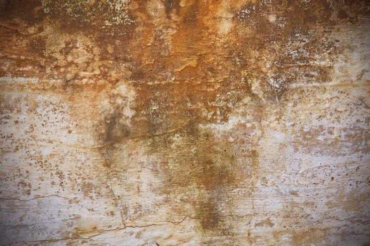 Fotobehang: Verweerd Cement