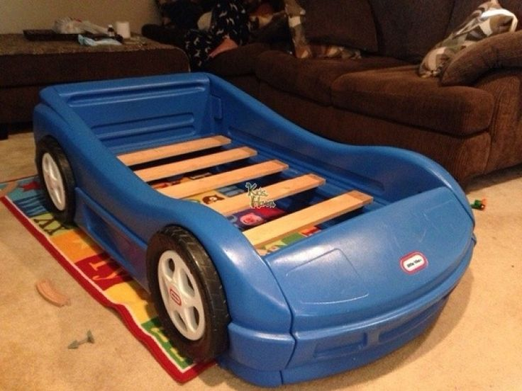 Little Tikes Sport Car Twin Bed Blue Fun Little Tikes Sports Car