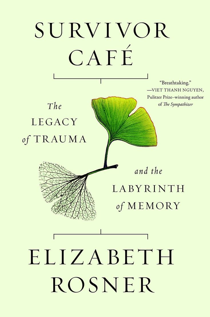 """Elizabeth Rosner opens """"Survivor Café: The Legacy of Trauma and the Labyrinth of Memory"""" with """"The Alphabet of Inadequate Language,"""" a harrowing list that begins with """"A is for Auschwitz, where more than a million were gassed and then burned into ash. The word that could speak for everything that follows.""""  This abecedarian of horror upon horror upon reckoning with horror - """"N is for Nuclear bomb and Neutron bomb. N is for Nagasaki. N is for Neighbors, the o..."""