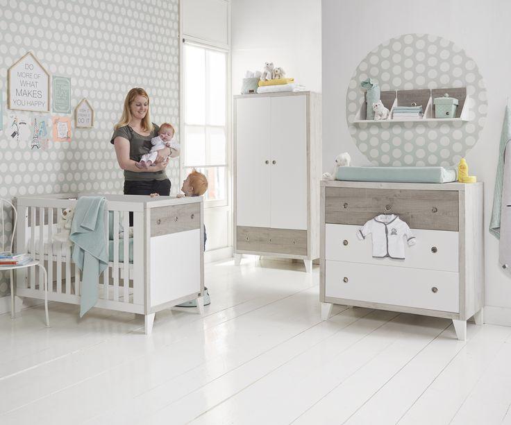 Babykamer Brooklyn van het merk TWF