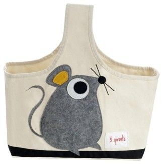 Mouse Caddy contemporary-toy-organizers