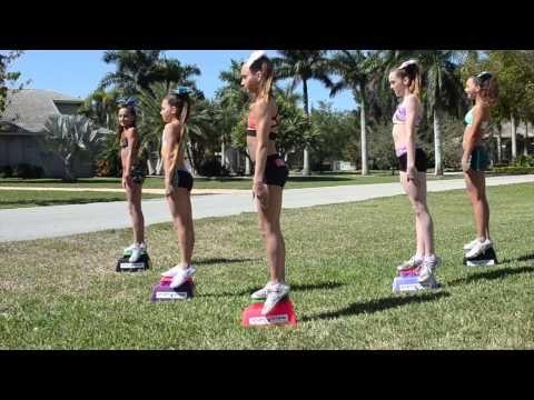 Cheerleading Stunt Stand™ - The Best in Stunt Training Equipment