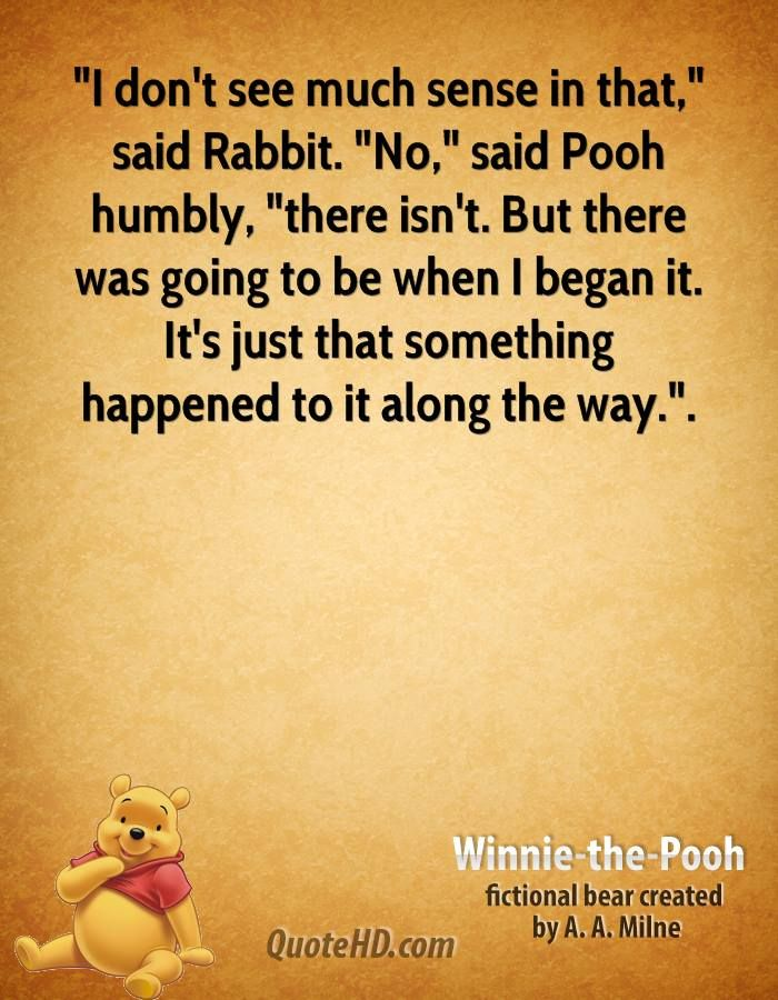 84 best winnie the pooh quotes images on pinterest pooh. Black Bedroom Furniture Sets. Home Design Ideas