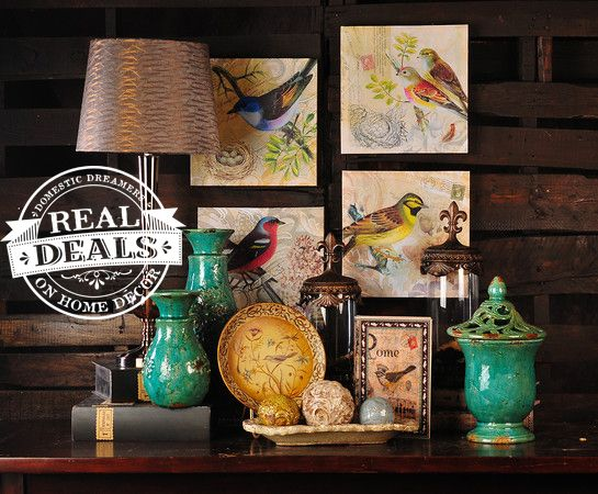 116 best all things real deals images on pinterest chips for Real deals on home decor