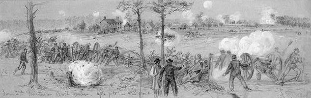 Battle of Cold Harbor | HistoryNet  http://www.historynet.com/cold-harbor