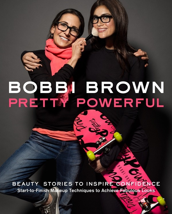 "Win Bobbi Brown Book ""Pretty Powerful: Beauty Stories to Inspire Confidence"""