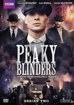 Business is booming for Birmingham's Peaky Blinders gang, but that's not enough for its dangerous leader Tommy Shelby. As Shelby battles to keep a stronghold on his evil underworld, he risks his life encroaching on the turf of volatile gang leader Alfie Solomons.  Released 2/16/16  (360 min)
