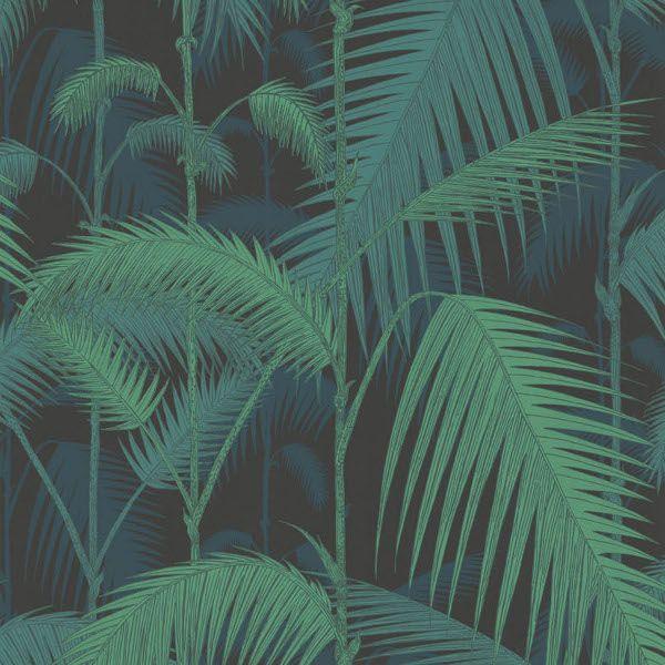 papier-peint exotique, papier peint tropical, www.carnet-interieur.com, Cole & Son