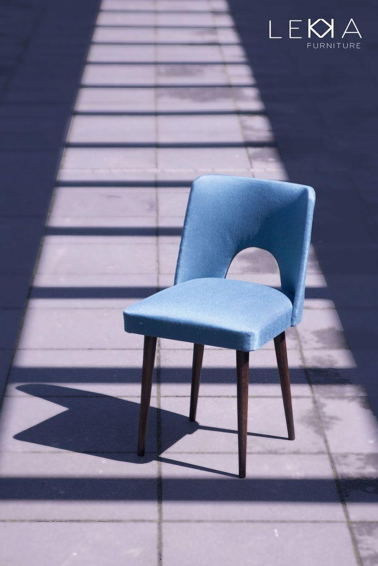 midcentury chair designed in 70s in Poland. redesigned by : LEKKA furniture Muszelka- krzesł produkowane w latach 70tych w polsce. PRL w nowym wydaniu Renowacja: LEKKA furniture