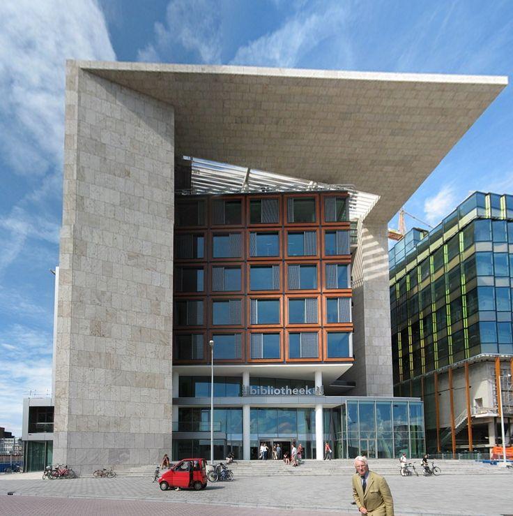BibliotheekOBA 2 - Openbare Bibliotheek Amsterdam - Wikipedia, the free encyclopedia