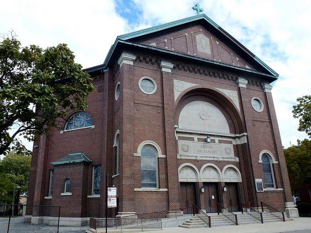 bridgeport chicago | St. Barbara Church - Bridgeport - Chicago