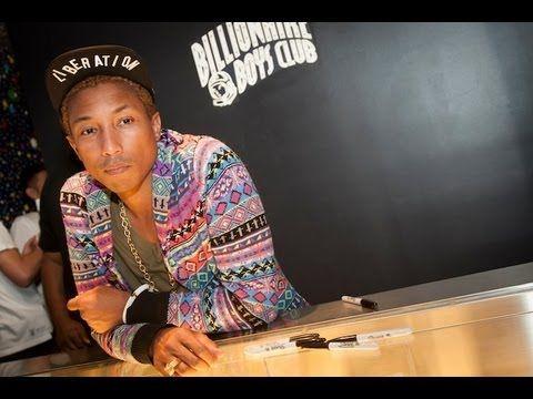 Pharrell Williams hosts FNO at Billionaire Boys Club