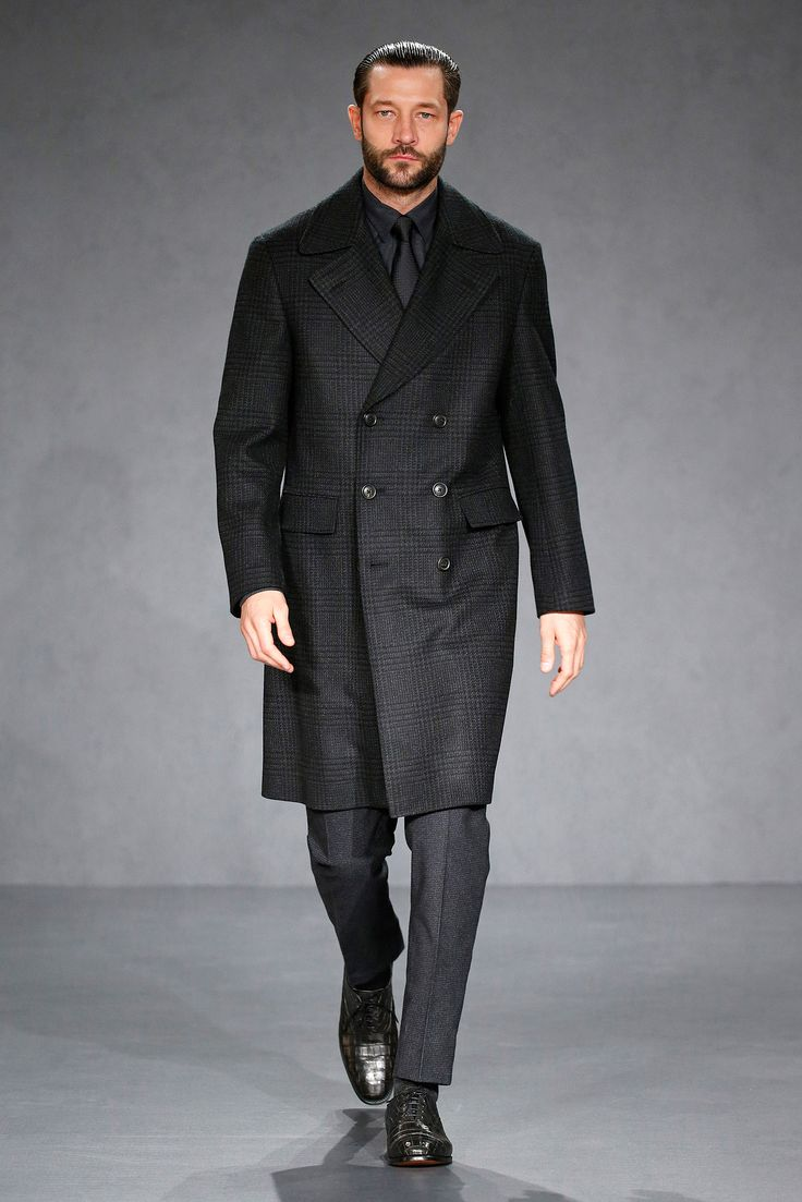 Gieves & Hawkes Fall 2015 Menswear - Collection - Gallery - Style.com