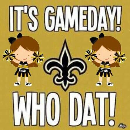 Saints Gameday