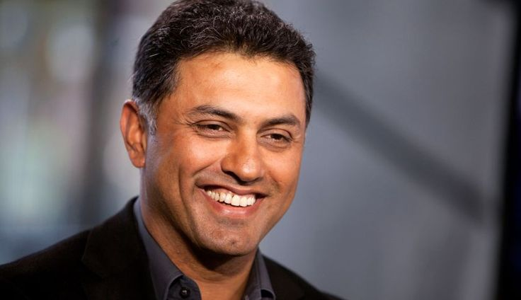 The fast rise at SoftBank of Nikesh Arora - Fortune