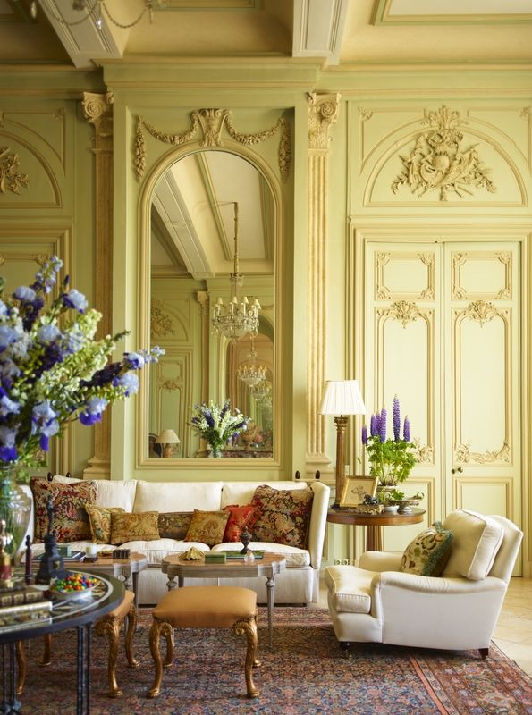17 Best Ideas About French Chateau Decor On Pinterest
