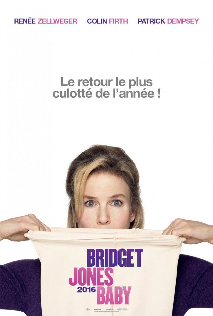Bridget Jones Baby réalisé par Sharon Maguire. Un excellent film : drôle et émouvant. http://place-to-be.net/index.php/cinema/en-salles/4990-bridget-jones-baby-realise-par-sharon-maguire