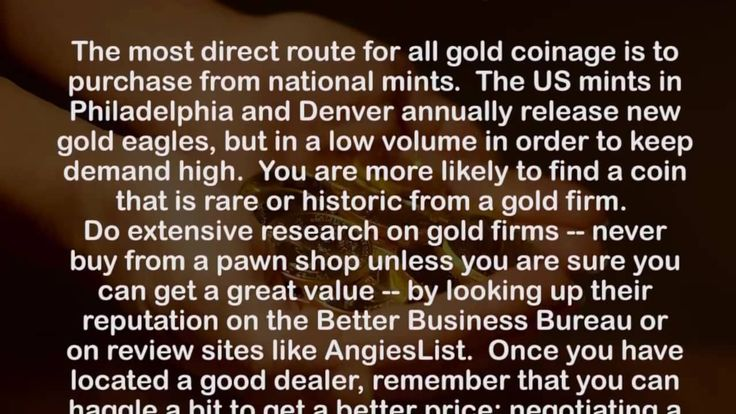 Where To Buy Gold Coins? - How To Buy Silver Bars Online?