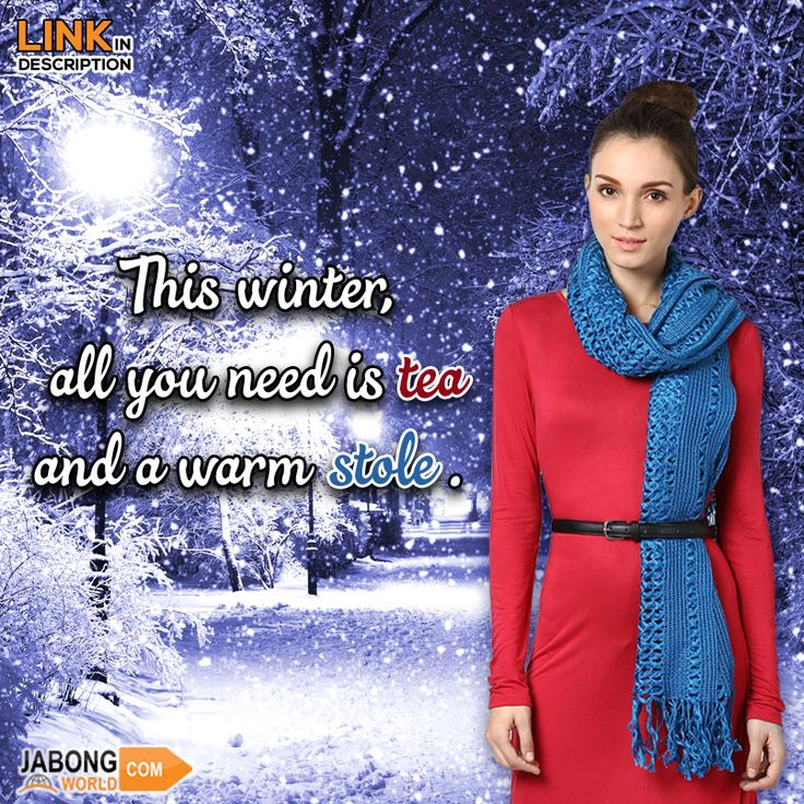Be pretty, be cozy! Biggest scarves and stoles collection you'll ever see--> http://www.jabongworld.com/women/stoles.html?utm_source=ViralCurryOrganic&utm_medium=Pinterest&utm_campaign=Scalves&Stoles-30sep #WinterWear