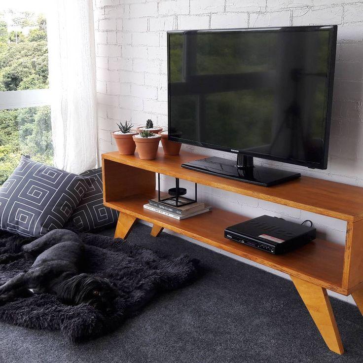 DIY Rack para a TV