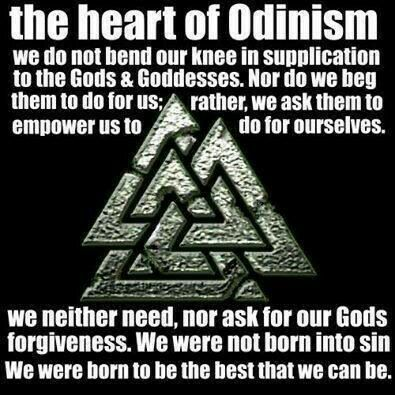 My #Valknut Tattoo meaning