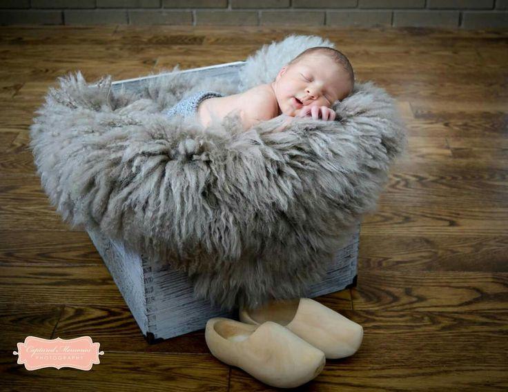 newborn boy, dutch heritage, sleeping and peaceful