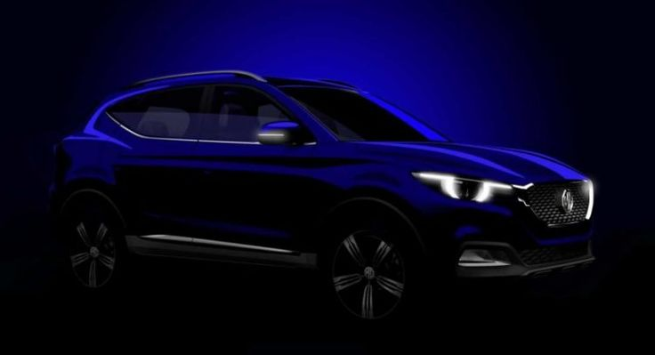 The MG ZS is already official, its definitive design will be this